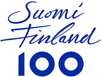 suomifinland100 tunnus sininen rgb 300