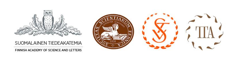 Suomen nlejän tiedeakatemian logot